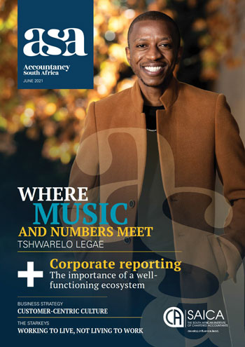Accountancy South Africa June 2021